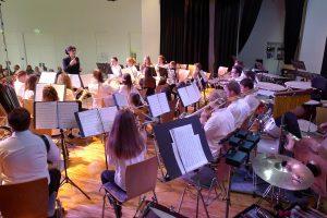 """Die """"Vikids"""" beim Jugendkonzert 2016"""