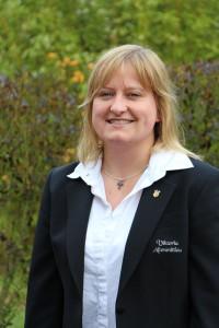 Jennifer Heider - 2. Vorsitzende
