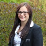 Lena Gesierich - Jugendleiterin