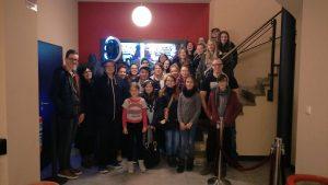 Ausflug von Vikids und JBO nach Gelnhausen ins Kino