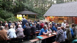 Grillfest 2018 am Vogelschutz