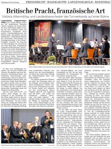 Artikel in der GNZ vom 23.10.2018